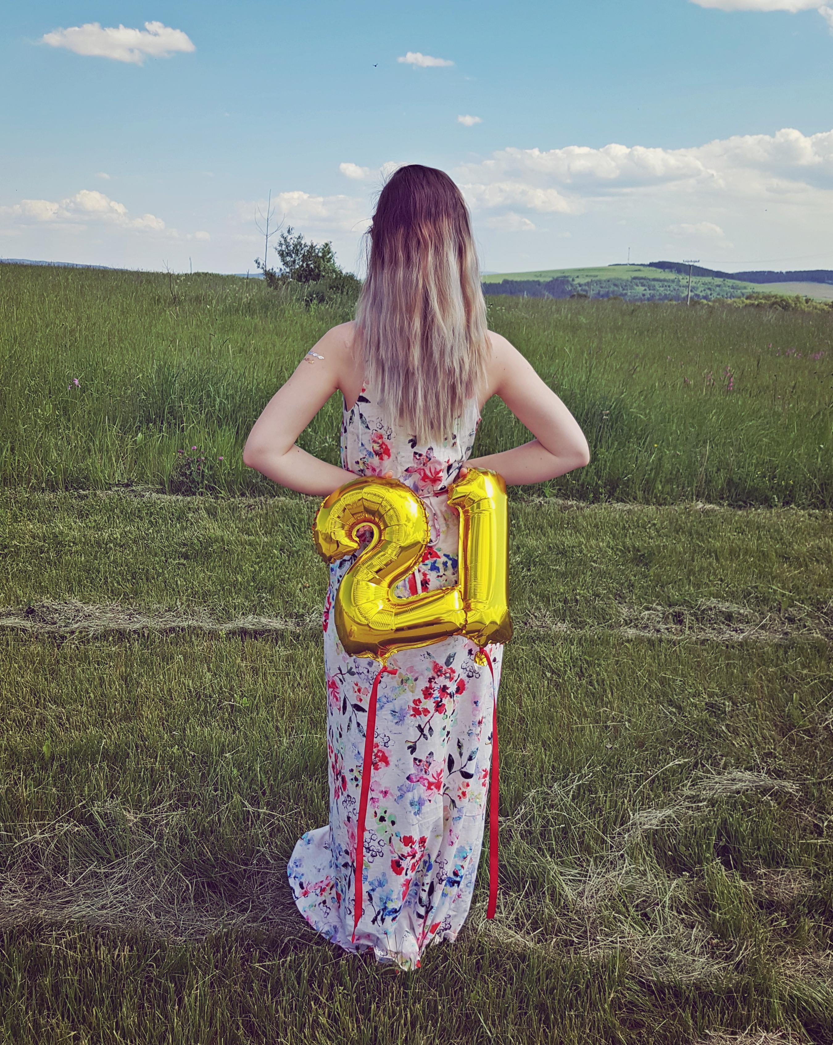 mám 21!