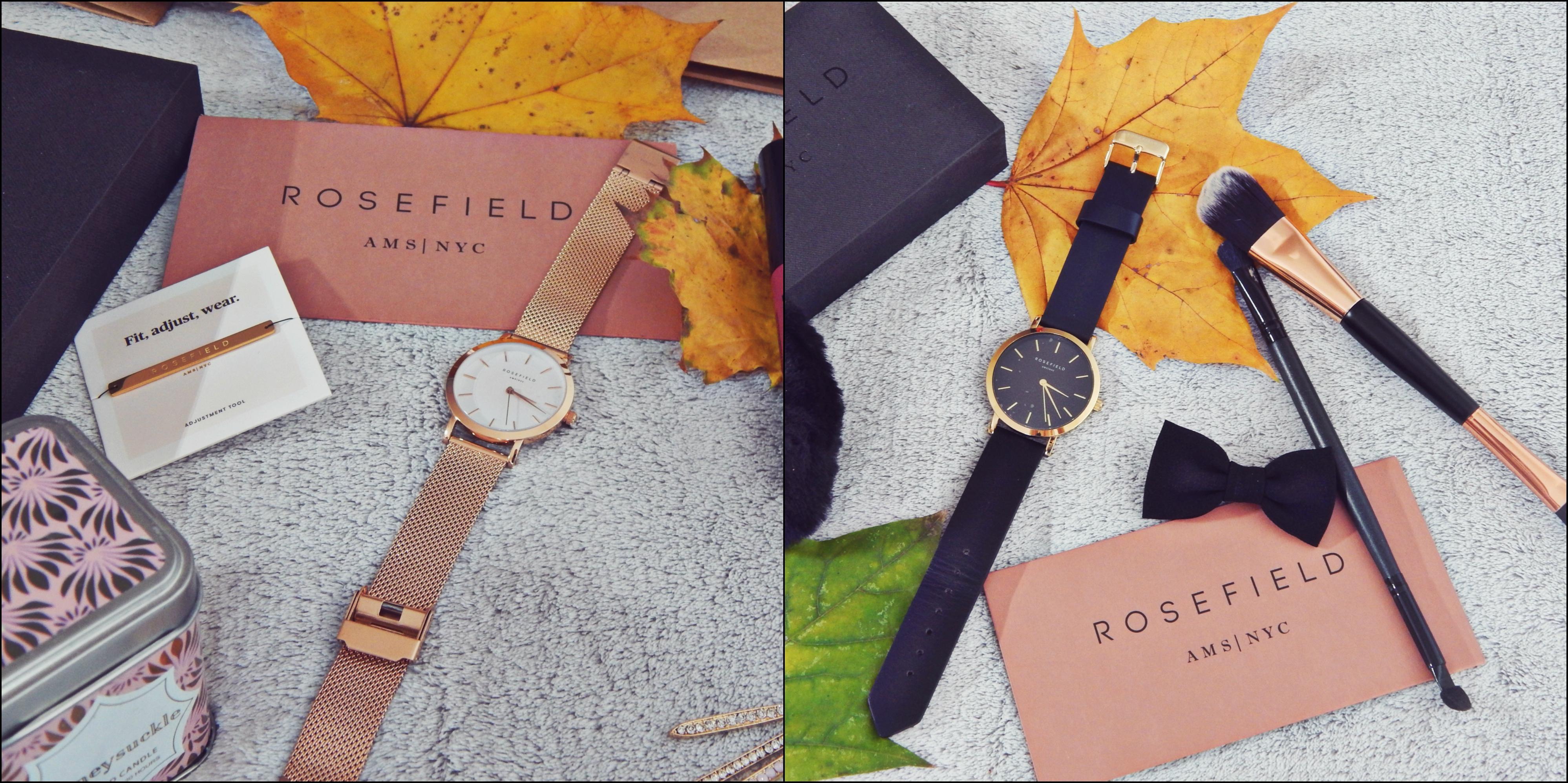 hodinky Rosefield.