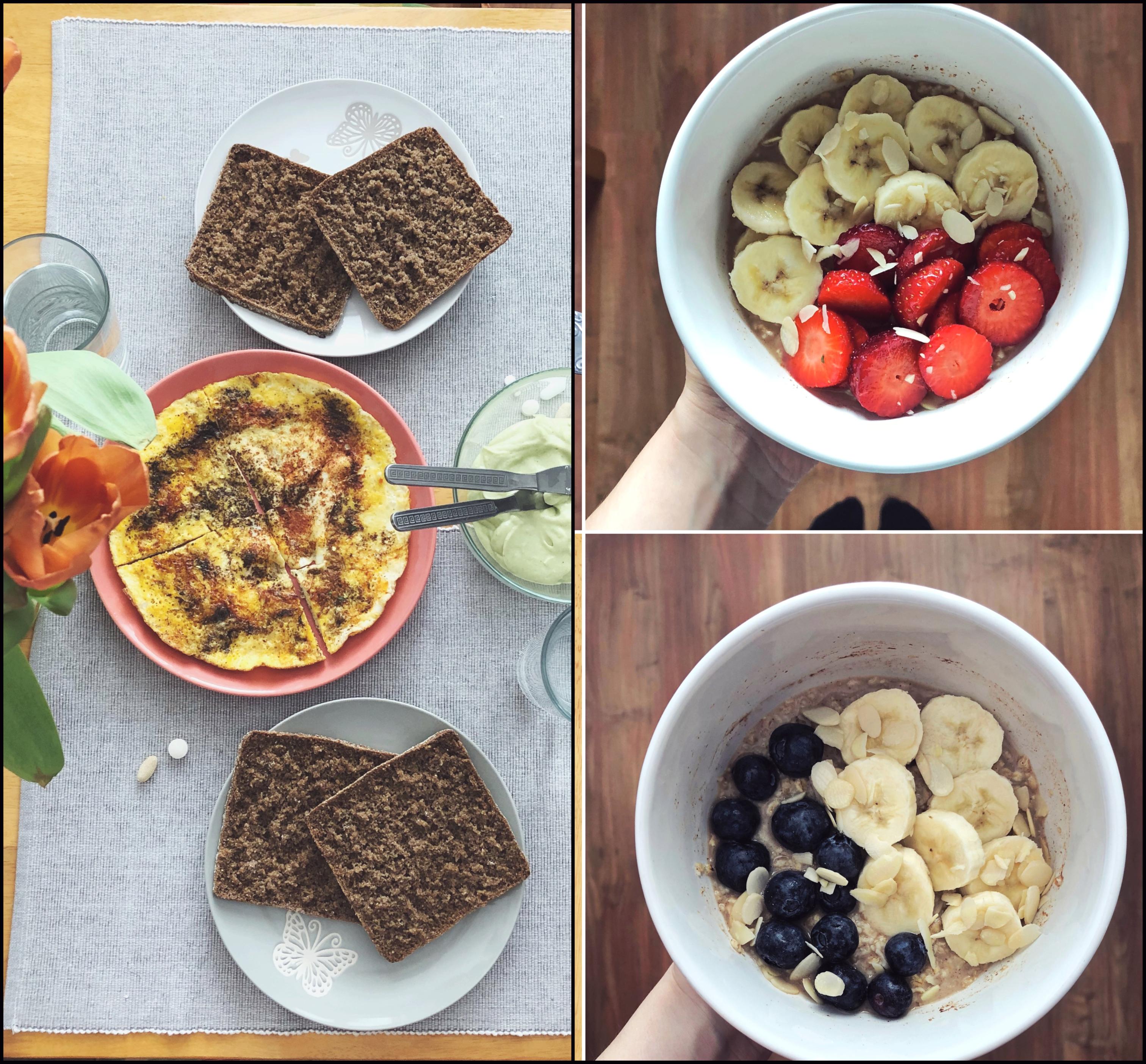 2 najjednoduchšie tipy na zdravé raňajky.