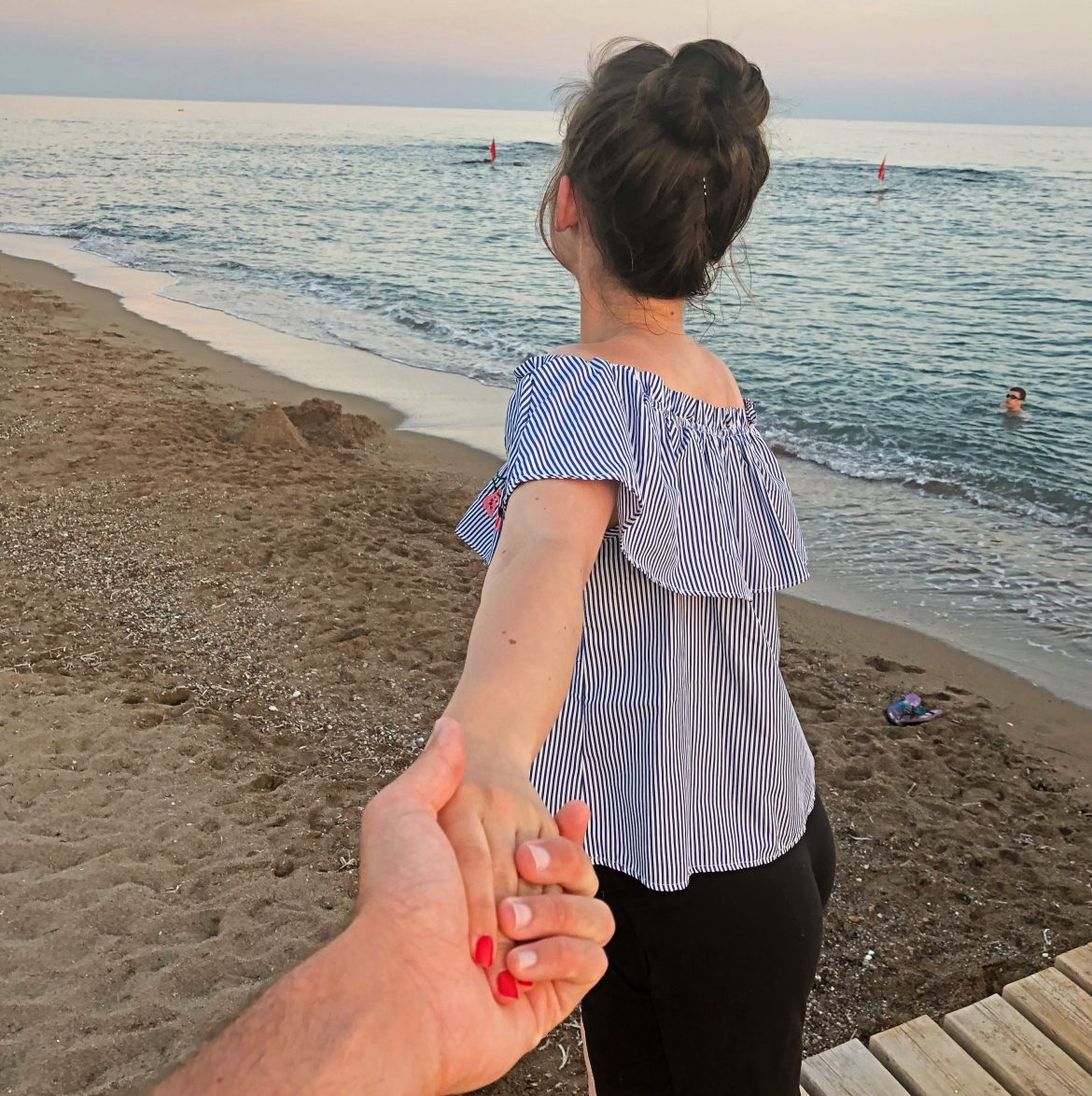 letná dovolenka v Turecku.